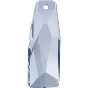 Swarovski Crystalactite Pendant Petite - Crystal Blue Shade - 35mm
