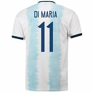Di Maria #11 Argentina Home Jersey Youth