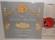33CX 1710 Beethoven Symphony No.3 Eroica Philharmonia Klemperer E/R