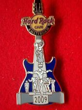 HRC Hard Rock Cafe Amsterdam Liberation Day Guitar 2009 LE250