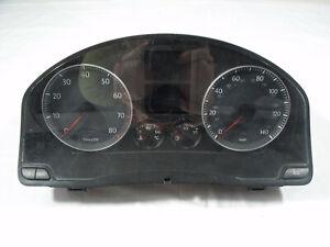 VW GOLF MK5 SPEEDO CLOCKS INSTRUMENT CLUSTER VWZ7Z0D9240053 1K0920950P