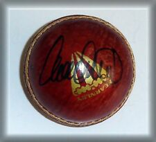 CHRIS TREMLETT ENGLAND AUTOGRAPH  HAND SIGNED CRICKET BALL