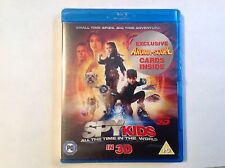Spy Kids 4 All The Time In The World 3D Blu-Ray. New And Sealed