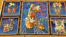 Critter Carnival da SSI-Carino Animale Divertente Fair Panel - 100% COTONE