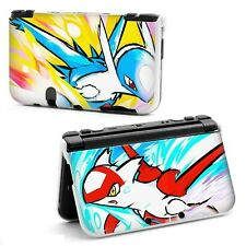 Cartoon Dragon Pokemon Hard Protective Case Cover For New Style Nintendo 3DS XL