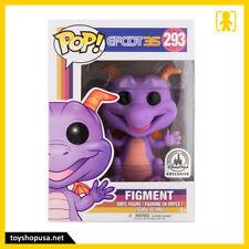 Disney Epcot 35th Figment #293 Pop Vinyl Figure Funko