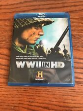 WWII in HD (Blu-ray Disc, 2010, 2-Disc Set)