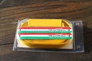 Ambrosio Bike Ribbon handlebar tape NOS Yellow