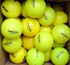 20 Bridgestone e6 Yellow Golf Balls Pearl/A Grade