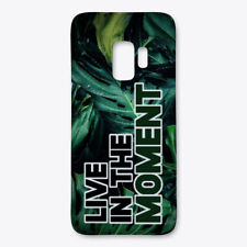 Live In The Moment Green Jungle Samsung Case