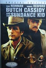 BUTCH CASSIDY and the SUNDANCE KID (1969) Special Edition Paul Newman SEALED