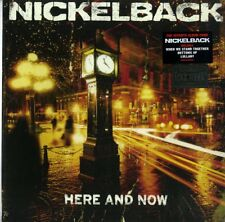 NICKELBACK HERE AND NOW VINILE LP NUOVO SIGILLATO