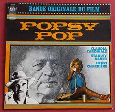 POPSY POP LP ORIG FR BOF OST  CLAUDIA CARDINALE