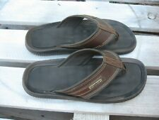 Rider Dunas ll Flip Flops Men's 11 Brown