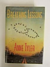 BREATHING LESSONS Anne Tyler Hardcover Books