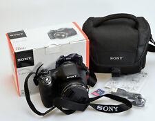 Sony Cyber-shot DSC-H300 20.1 MP Digitalkamera - Schwarz unbenutzt OVP (S120)
