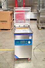 New Commercial Double Vacuum Food Sealer Machine Restaurant Equipment (Warranty)