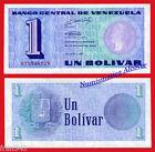 VENEZUELA 1 Bolivar 1989 Pick 68 SC / UNC