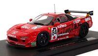 Ebbro 1/43 Scale 673 - Honda NSX #84 Le Mans 1995 - Red