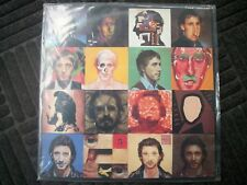 THE WHO--- FACE DANCES  VINYL ALBUM