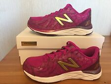 New Balance Disney Beauty And The Beast 790v6 Kids 5.5 Women's 7 Mulberry & Gold