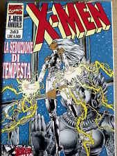 X-MEN Annuals n°2 di 3 - La Seduzione di Tempesta - ed. Marvel Italia  [G.196]