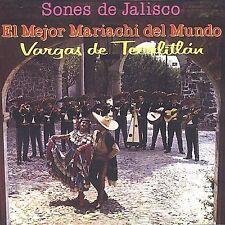 NEW - Sones De Jalisco Con El Mejor Mariachi Del Mundo