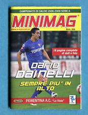 MINIMAG 2008-2009 N. 064 - DARIO DAINELLI - FIORENTINA