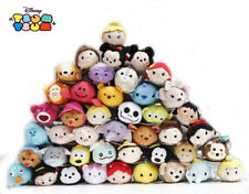 "183 Styles Disney TSUM TSUM Mini Soft Plush Toys Gifts Screen Cleaner 3.5""/9cm"