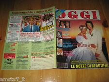 OGGI 1994/38=RONN MOSS=KATHERINE KELLY LANG=CUCCARINI=DAVID COPPERFIELD=FIORELLO