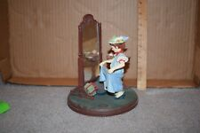 Norman Rockwell Family Trust Authorized Edition 1992 Decor Figurine Dressing Up