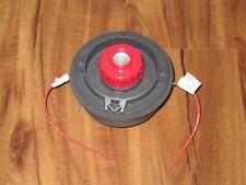 Ryobi Reel Easy Bump String Head + RED Retainer Knob + .095 Filled Spool