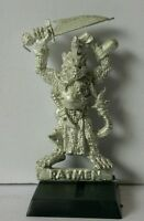 SKAVEN Vermin Lord with sword Mint metal model AOS Scarce 074406/21 GW1985 OOP