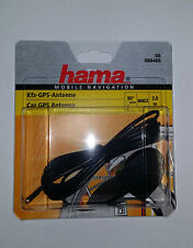 Hama MMCX Antenna GPS 2m 90 ° porta Navigon Becker Navman Acer Asus Medion