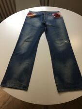Dolce Gabbana (D&G) Jeans Uomo Tg. 52. Occasione Made In Italy