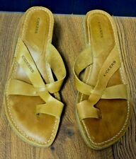 KICKERS Leather Sandals Size 5