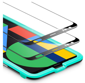 Full Screen Cover Tempered Glass Protector for Google Pixel 4/ 4 XL