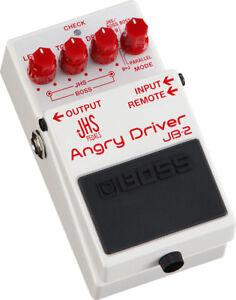 Used Boss JB-2 Angry Driver Guitar Pedal JB2