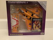 Takara Transformers G1 Collector's Edition E-Hobby Sunstorm (2003) MISB