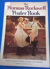 THE NORMAN ROCKWELL POSTER BOOK (1976) Watson-Guptill SC 1st