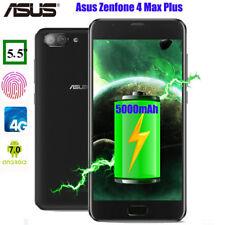 "5.5"" ASUS Zenfone 4 MAX 4G Smartphone 32GB Cellulari Android 8Core 13MPX 5000mAh"