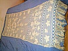 Gorgeous Vintage Handmade Lace Curtains