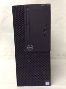Dell OptiPlex PC 3050 i5-6500, 3.2GHz  8GB RAM 256GB SSD with Windows 10-Pro