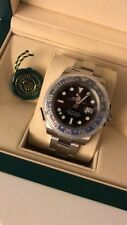 Rolex GMT-Master ll Batman 116710blnr Men's Watch