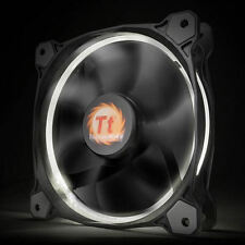 Thermaltake Riing 14 140mm x 25mm White LED Radiator Fan (CL-F039-PL14WT-A)