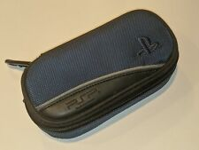 Sony PSP Playstation Portable Padded Soft Zipper Case System & Accessories #2