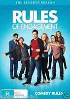 Rules Of Engagement - Season 7 : NEW DVD
