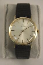 Omega Manual Wind Watch - Ω 625 - 14K Solid Yellow Gold Case