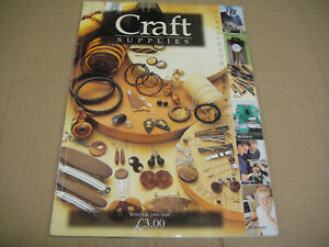 Craft Supplies Catalogue - Winter 1999/2000 Good Condition 144 Pages
