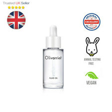Olivarrier Fluid Oil Squalane Cruelty-Free Vegan Korean Skincare 30ml  UK SELLER
